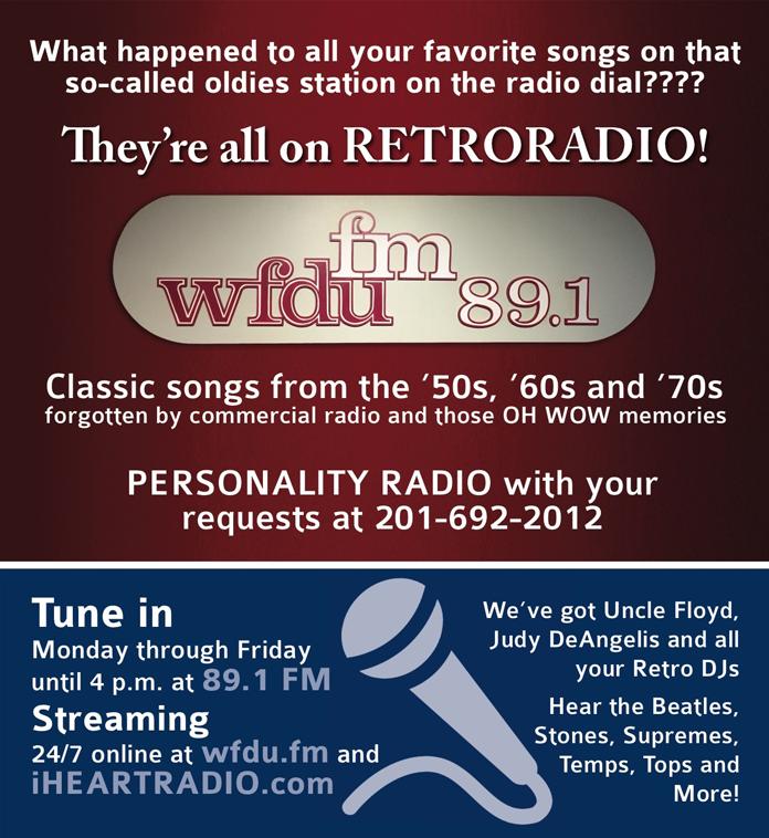 WFDU 89 1 FM Radio ~ Voice of FDU